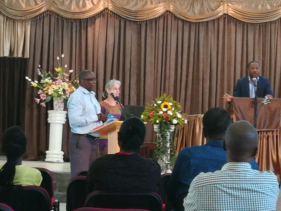 2018 07 CC Lusaka Baptist Mission Conference